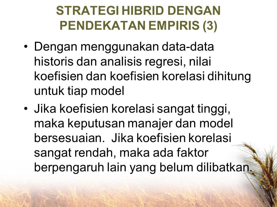 STRATEGI HIBRID DENGAN PENDEKATAN EMPIRIS (3)