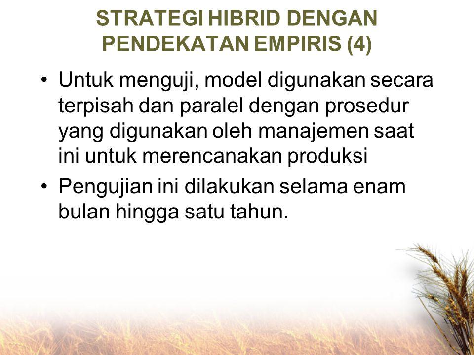 STRATEGI HIBRID DENGAN PENDEKATAN EMPIRIS (4)