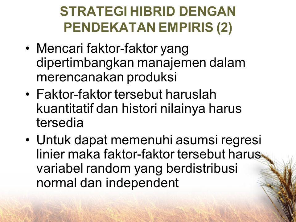 STRATEGI HIBRID DENGAN PENDEKATAN EMPIRIS (2)