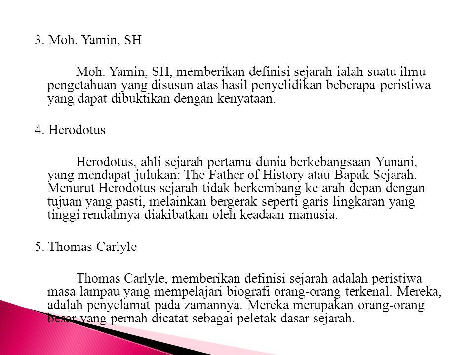 3. Moh. Yamin, SH Moh.