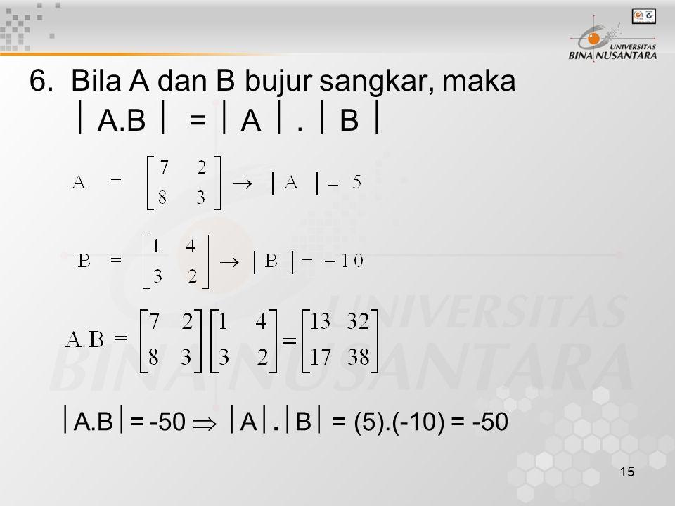 A.B= -50  A.B = (5).(-10) = -50