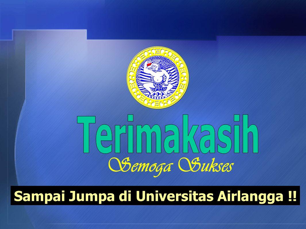 Sampai Jumpa di Universitas Airlangga !!