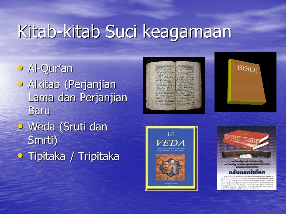 Kitab-kitab Suci keagamaan