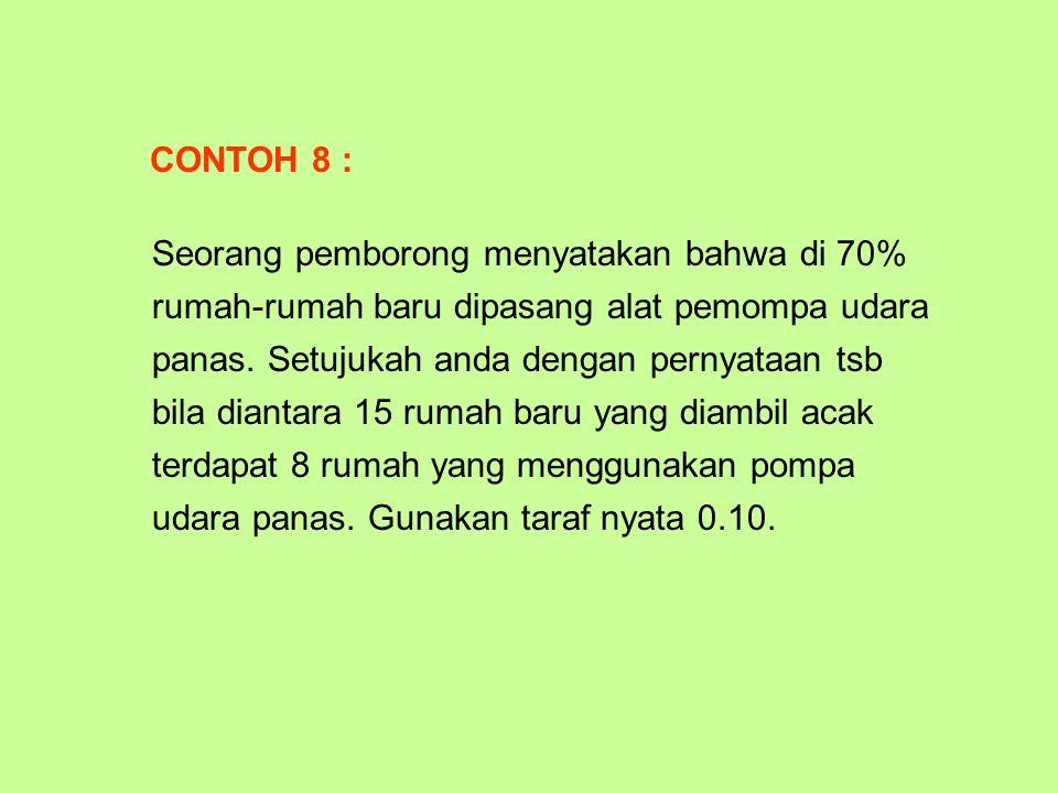 CONTOH 8 :