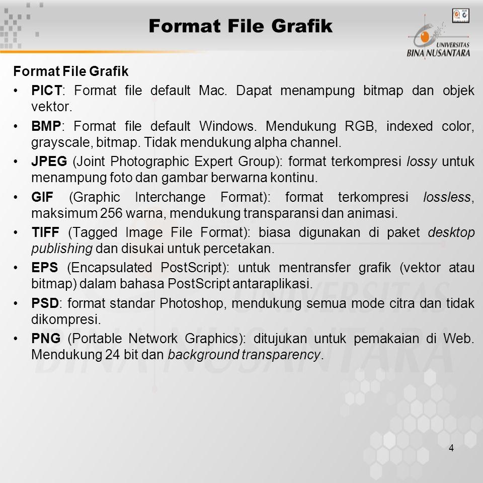 Format File Grafik Format File Grafik