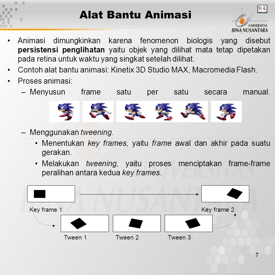 Alat Bantu Animasi