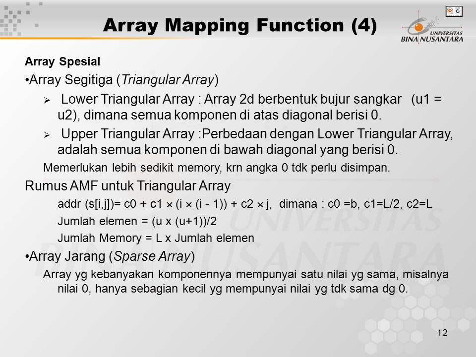 Array Mapping Function (4)