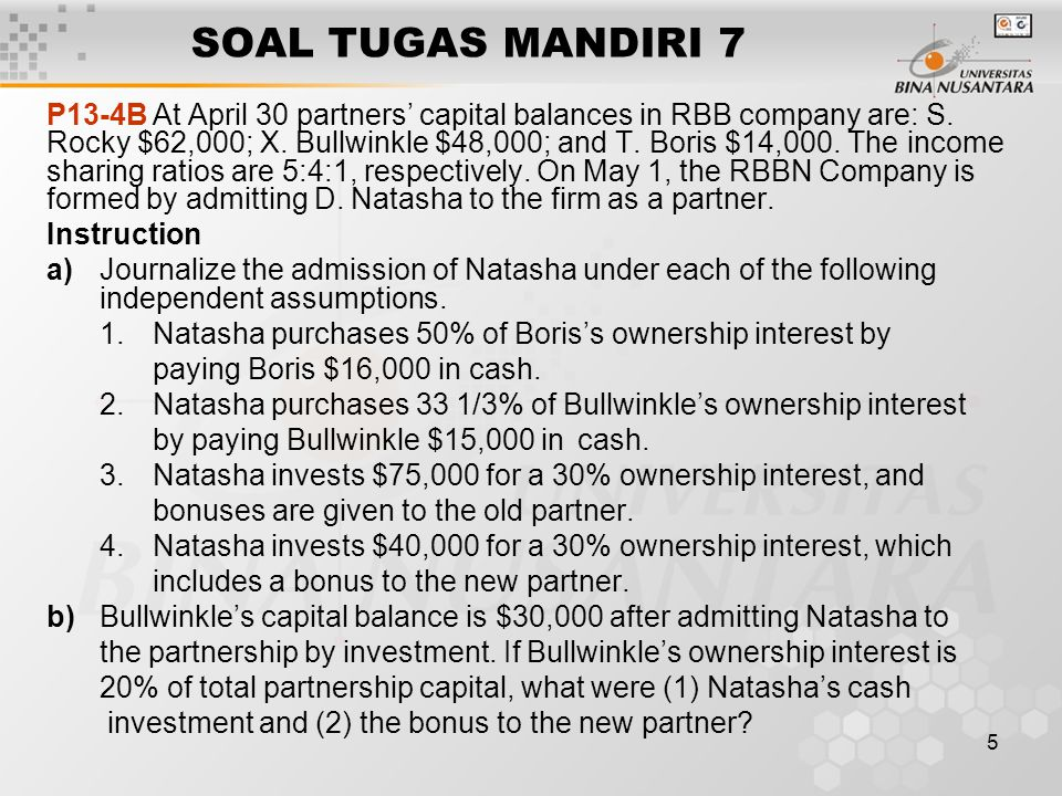 SOAL TUGAS MANDIRI 7