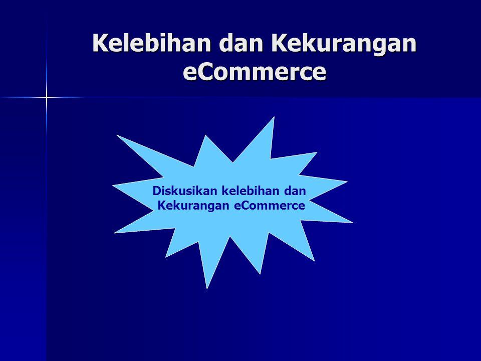 Kelebihan dan Kekurangan eCommerce