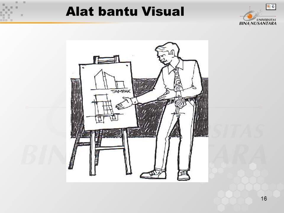 Alat bantu Visual