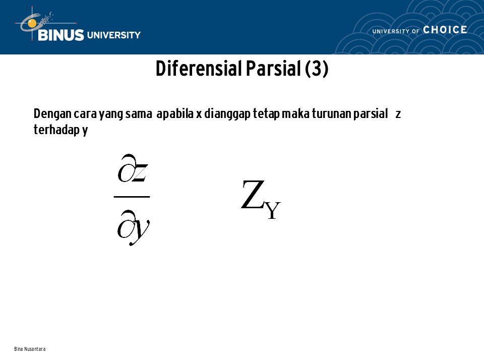 Diferensial Parsial (3)