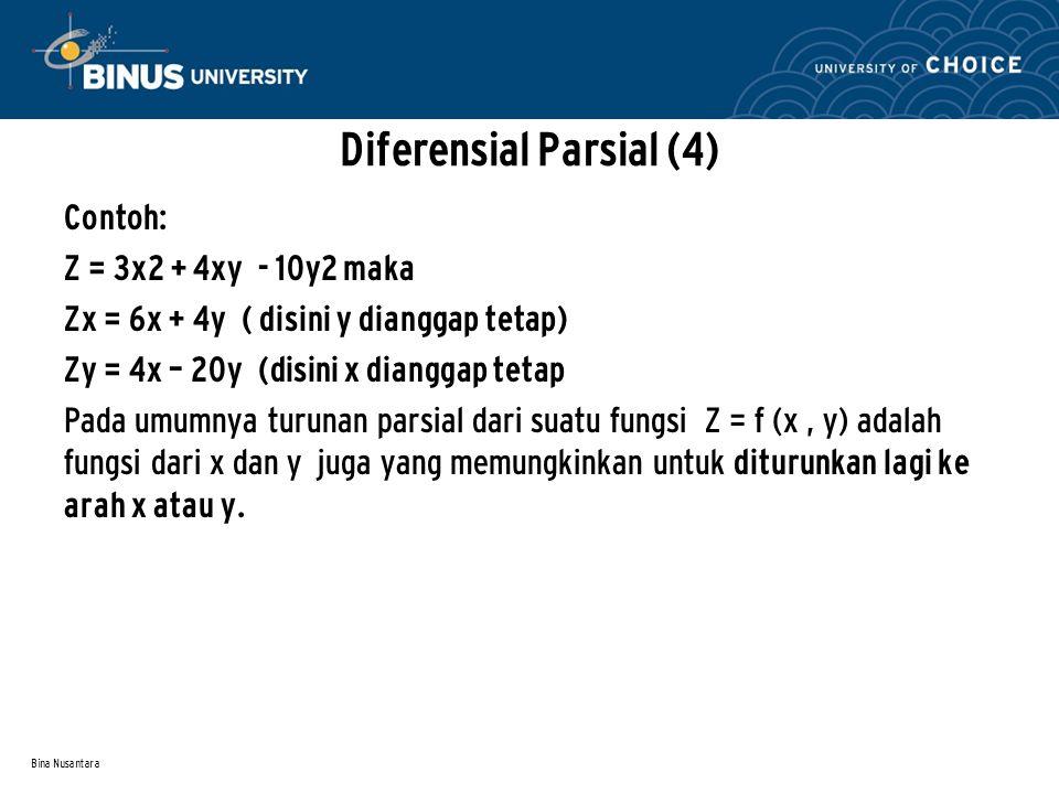 Diferensial Parsial (4)