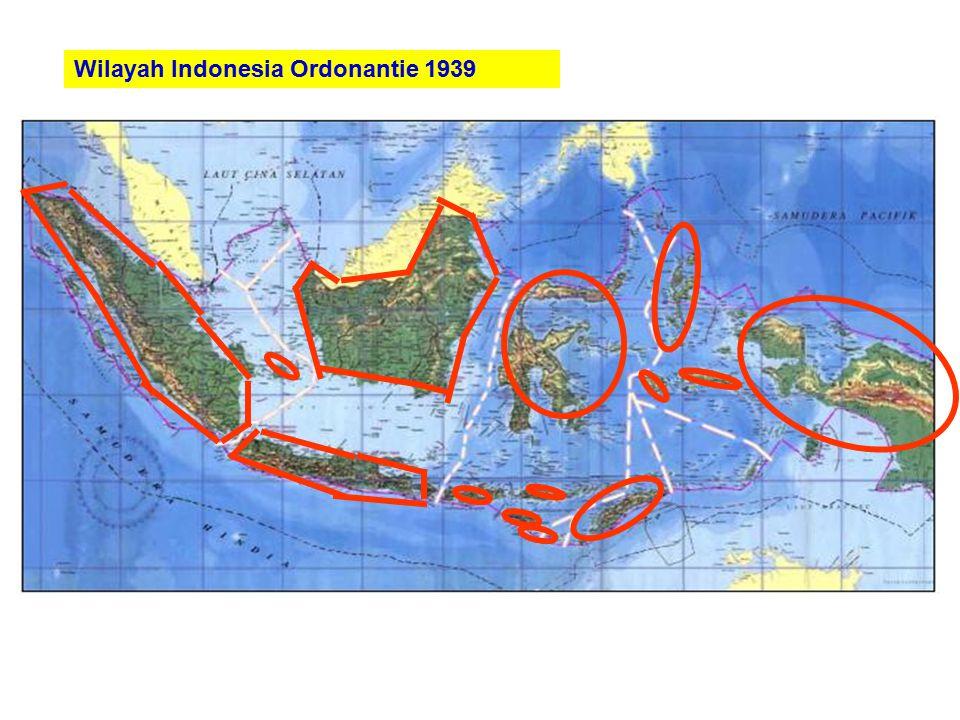 Wilayah Indonesia Ordonantie 1939