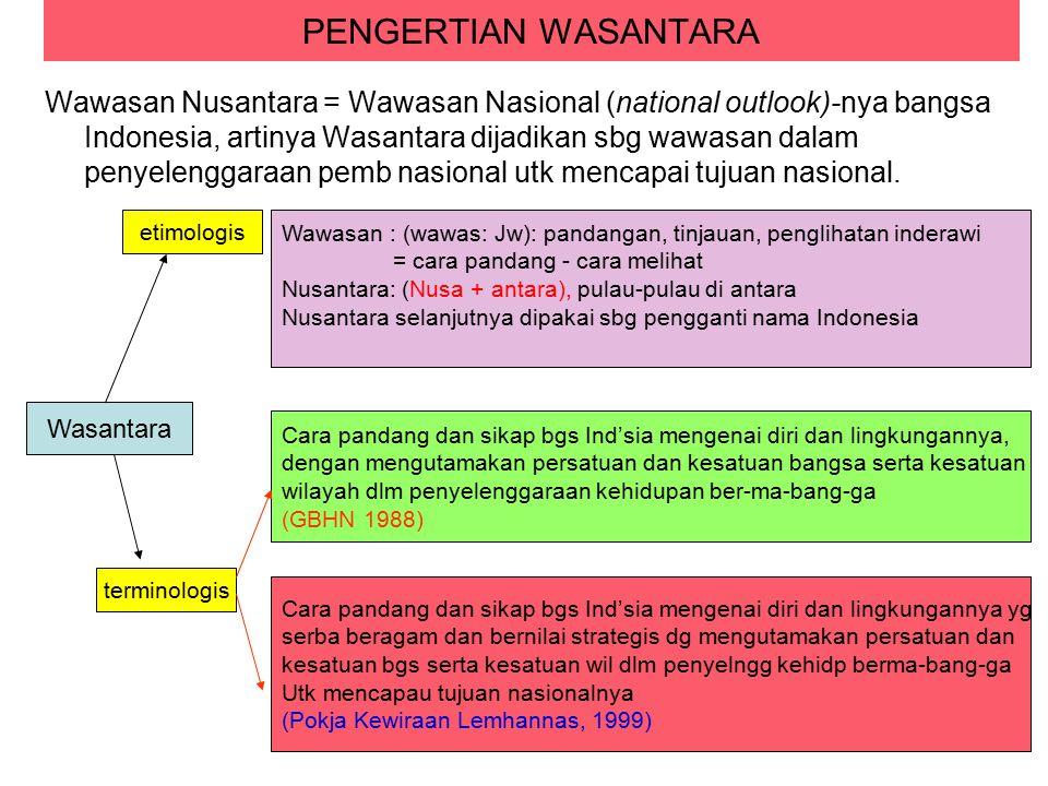 PENGERTIAN WASANTARA