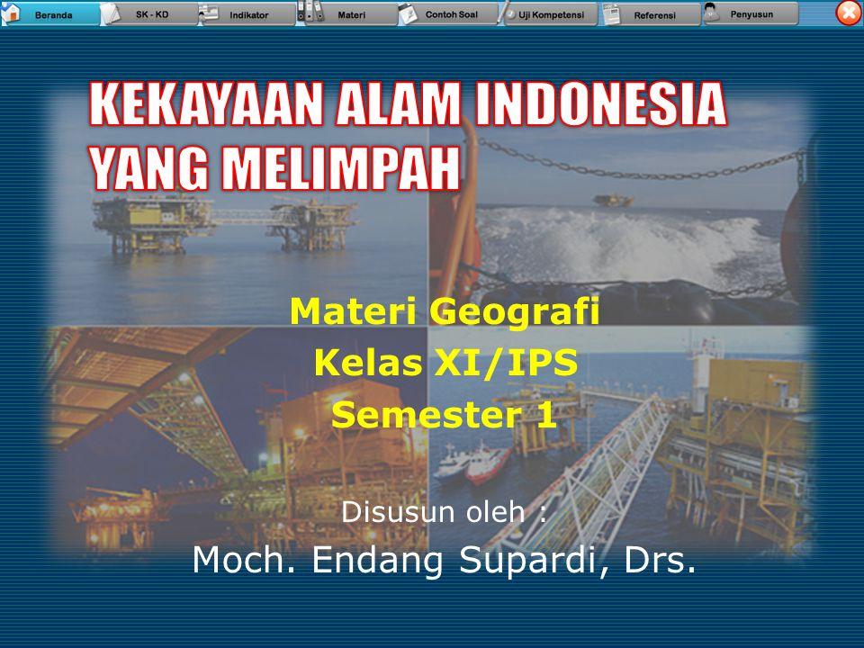 Moch. Endang Supardi, Drs.