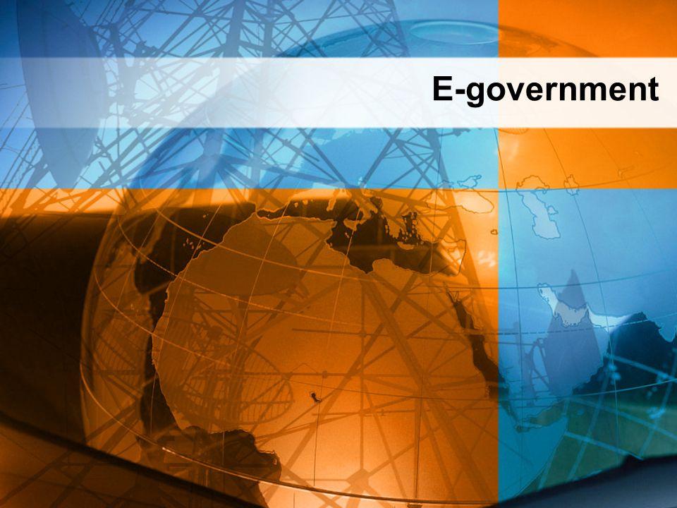 E-government