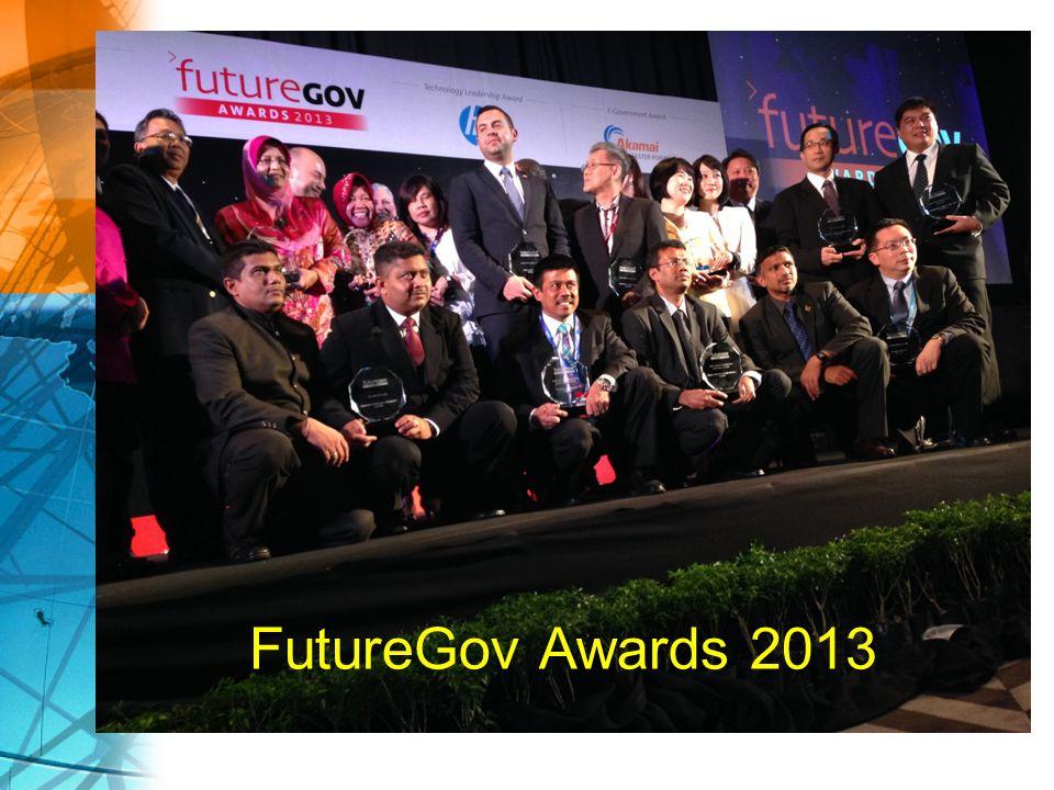 FutureGov Awards 2013