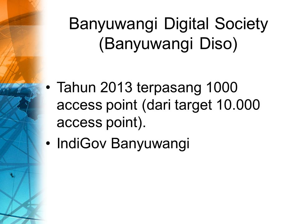 Banyuwangi Digital Society (Banyuwangi Diso)