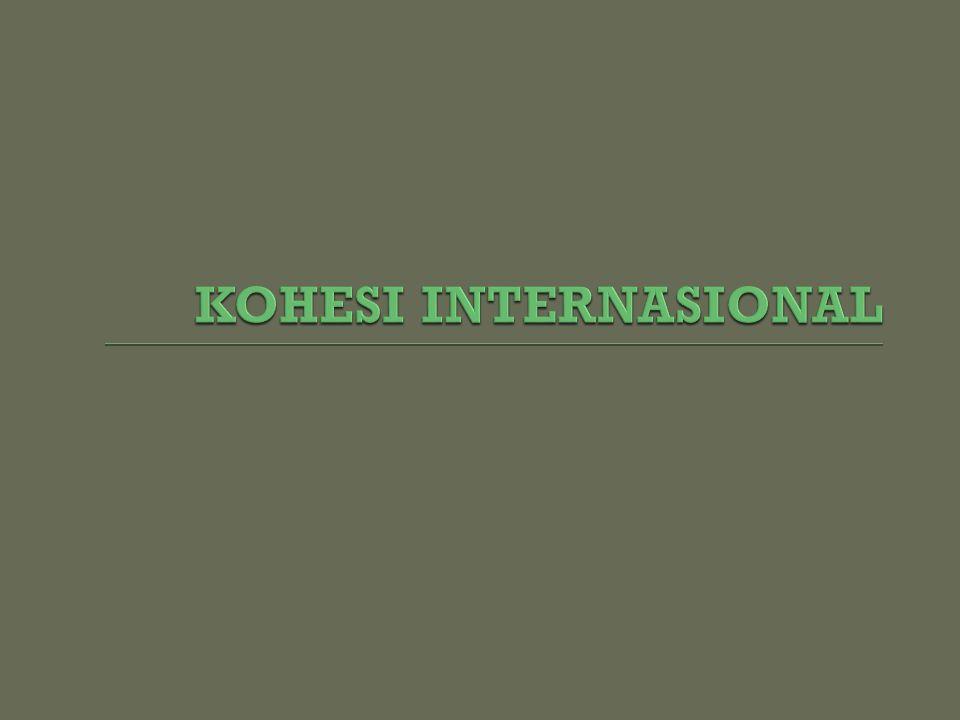 KOHESI INTERNASIONAL
