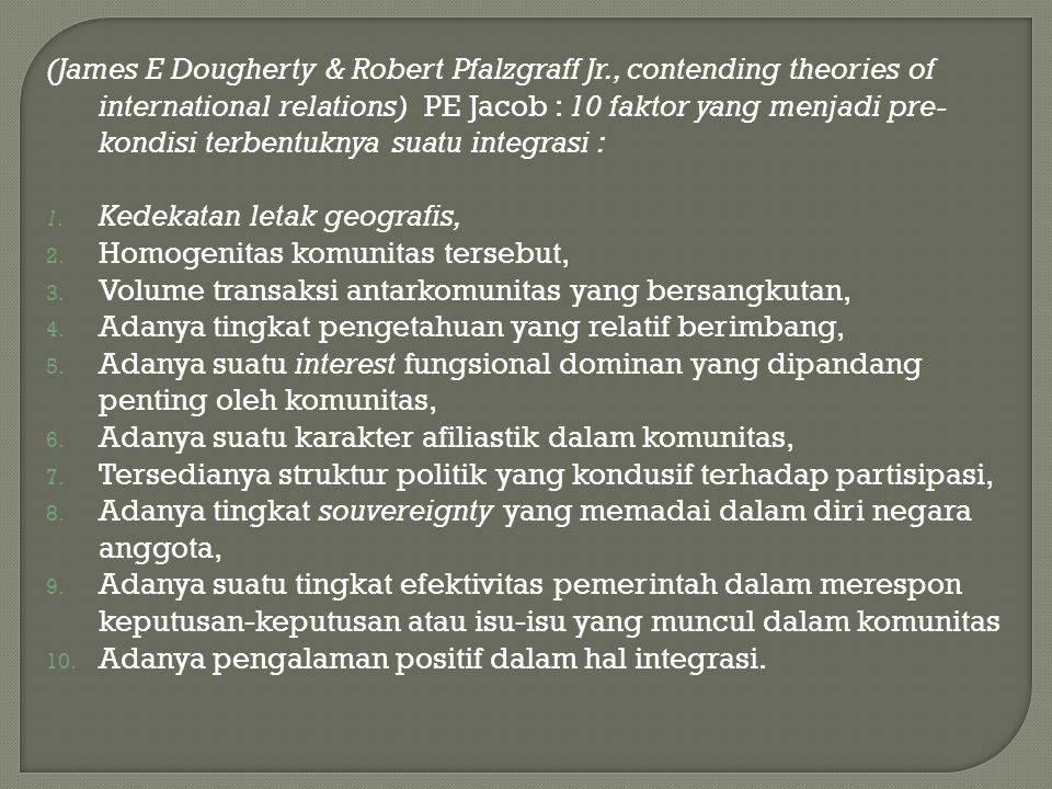 (James E Dougherty & Robert Pfalzgraff Jr