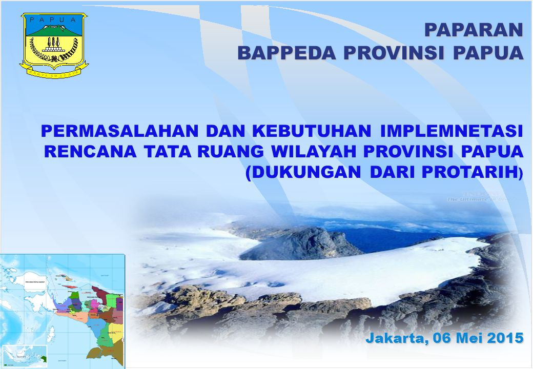 BAPPEDA PROVINSI PAPUA