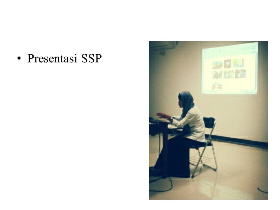 Presentasi SSP
