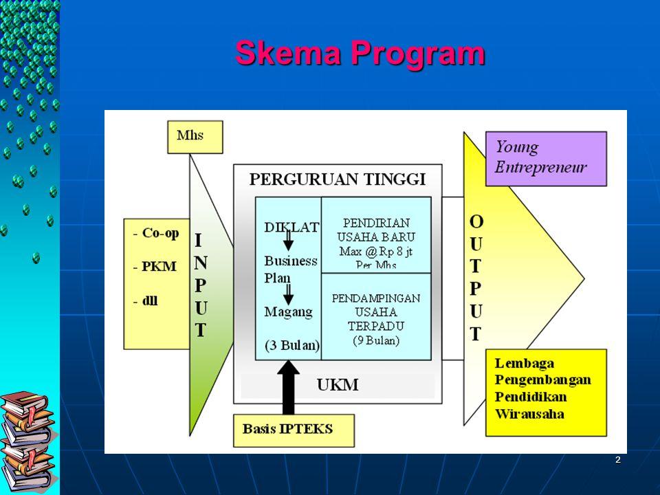 Skema Program