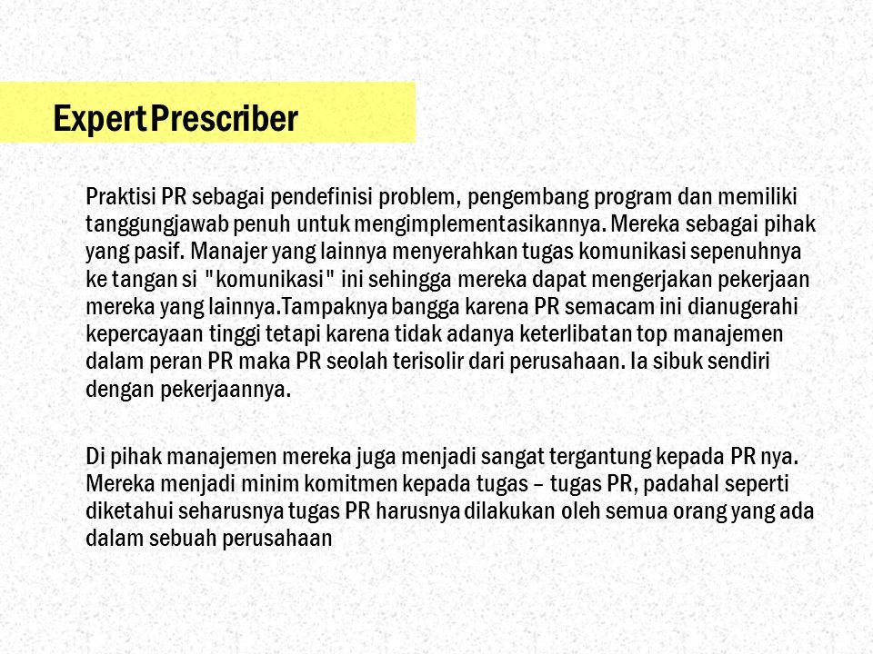 Expert Prescriber