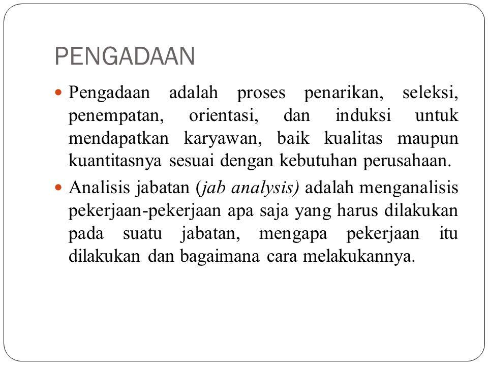 PENGADAAN