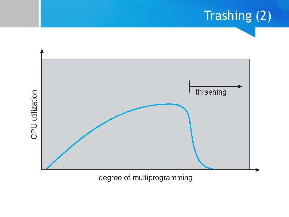 Trashing (2)