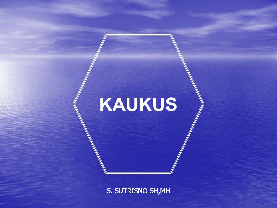 KAUKUS S. SUTRISNO SH,MH