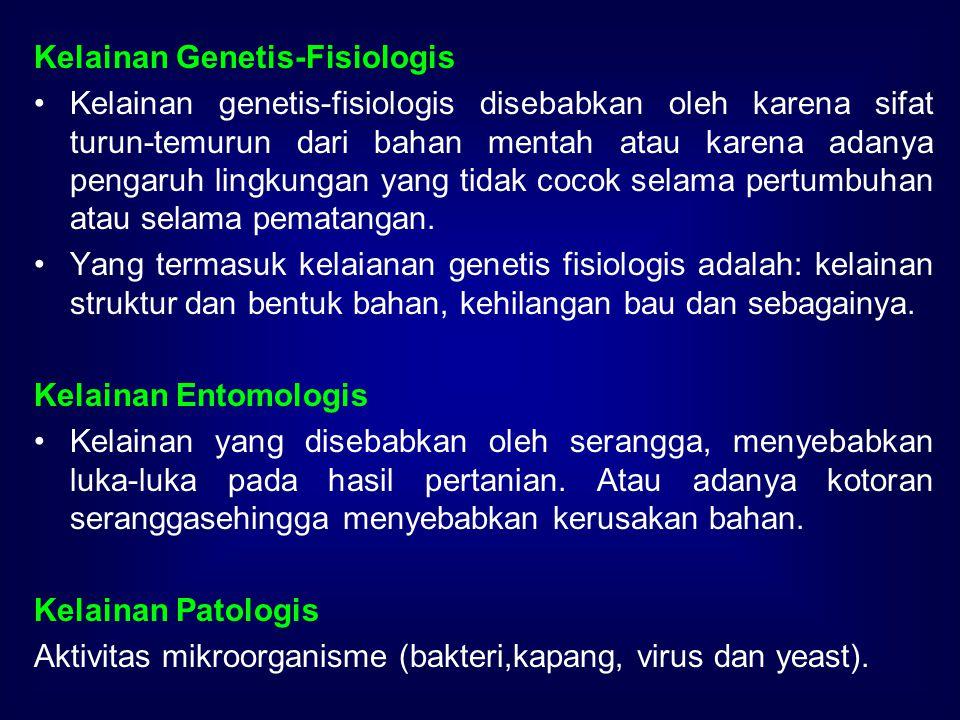 Kelainan Genetis-Fisiologis
