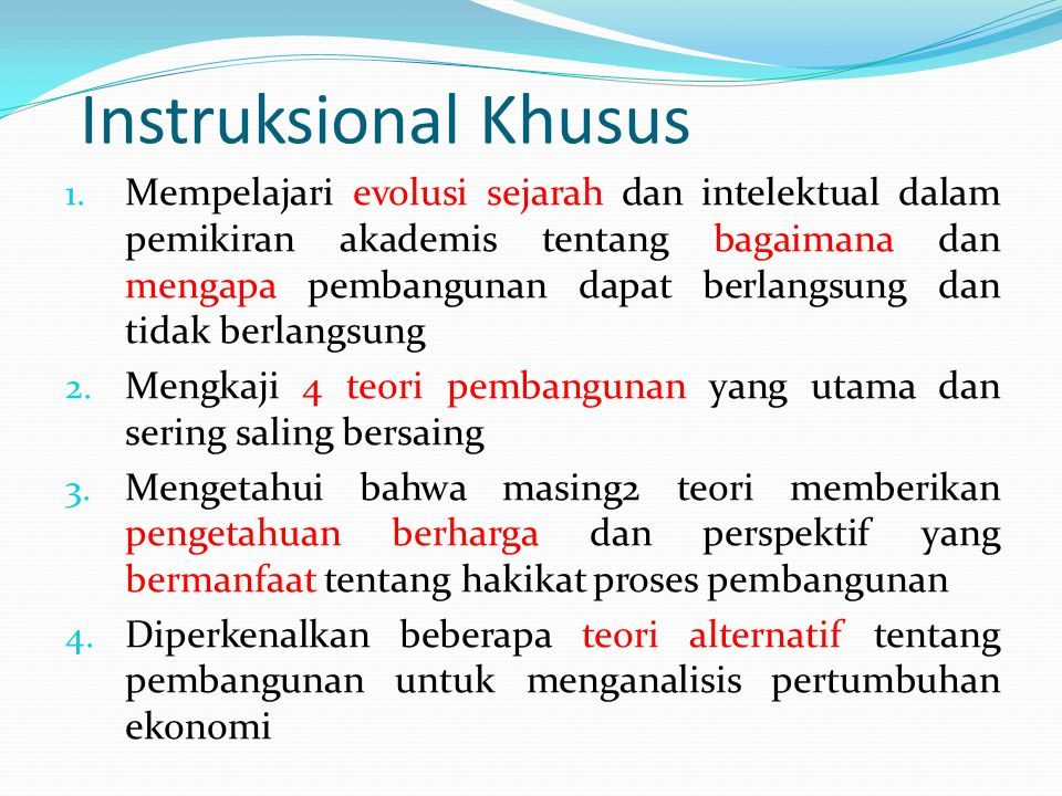 Instruksional Khusus