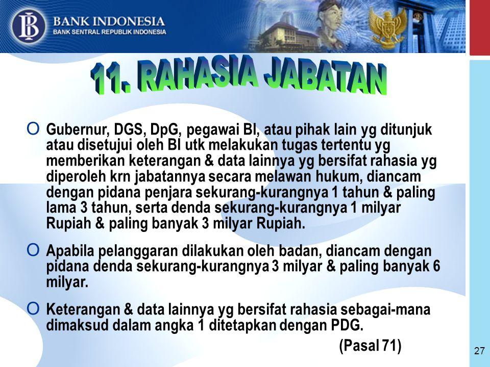 11. RAHASIA JABATAN