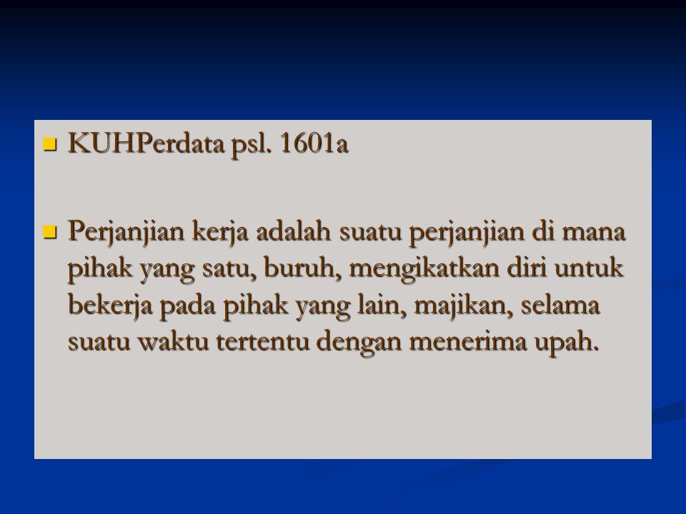 KUHPerdata psl. 1601a