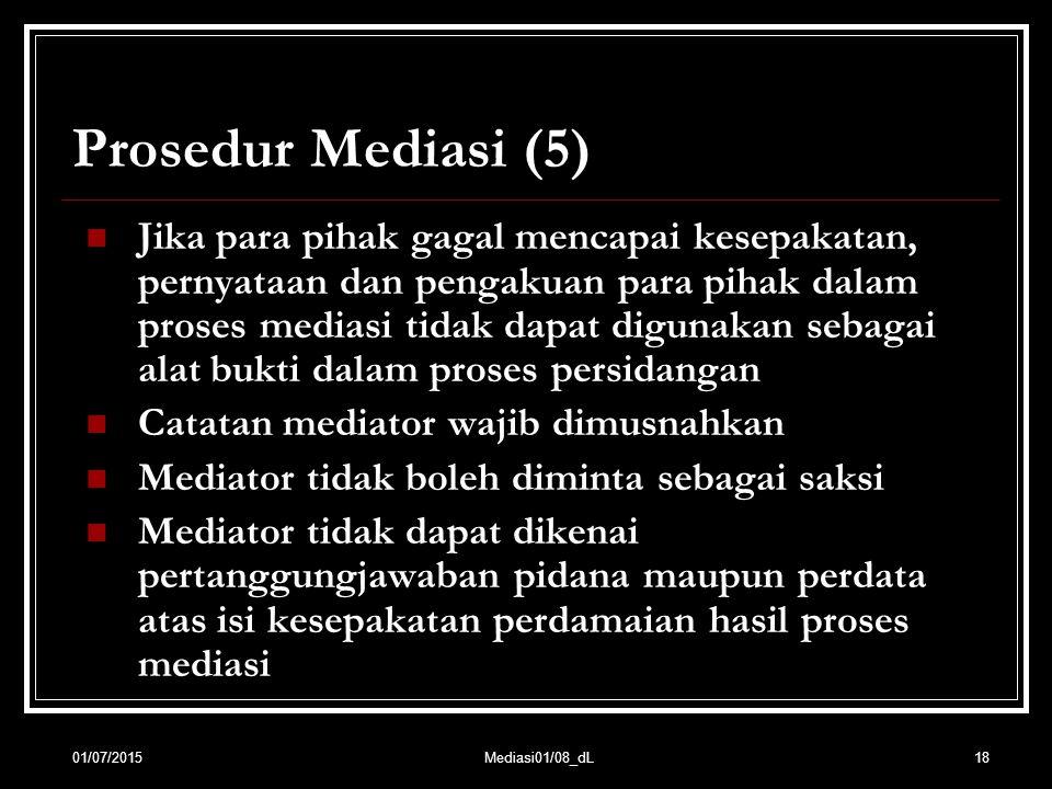 Prosedur Mediasi (5)