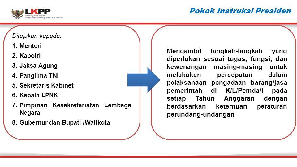 Pokok Instruksi Presiden