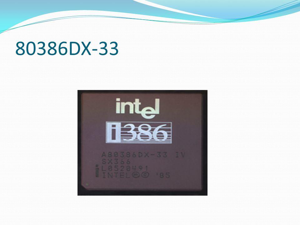 80386DX-33