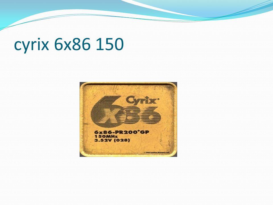 cyrix 6x86 150