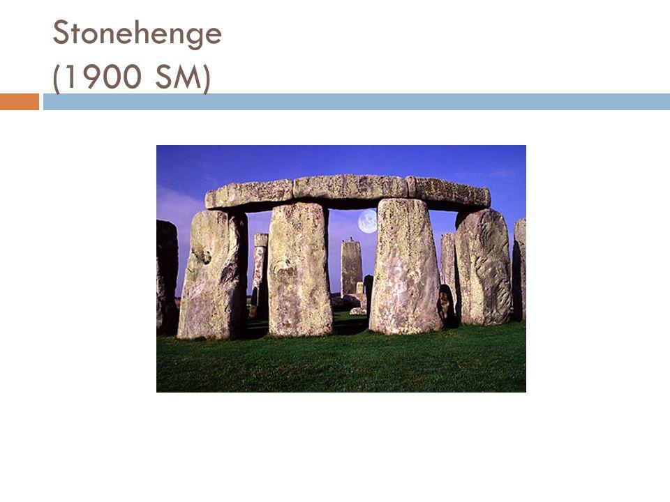 Stonehenge (1900 SM)