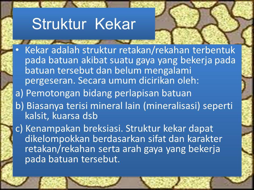 Struktur Kekar