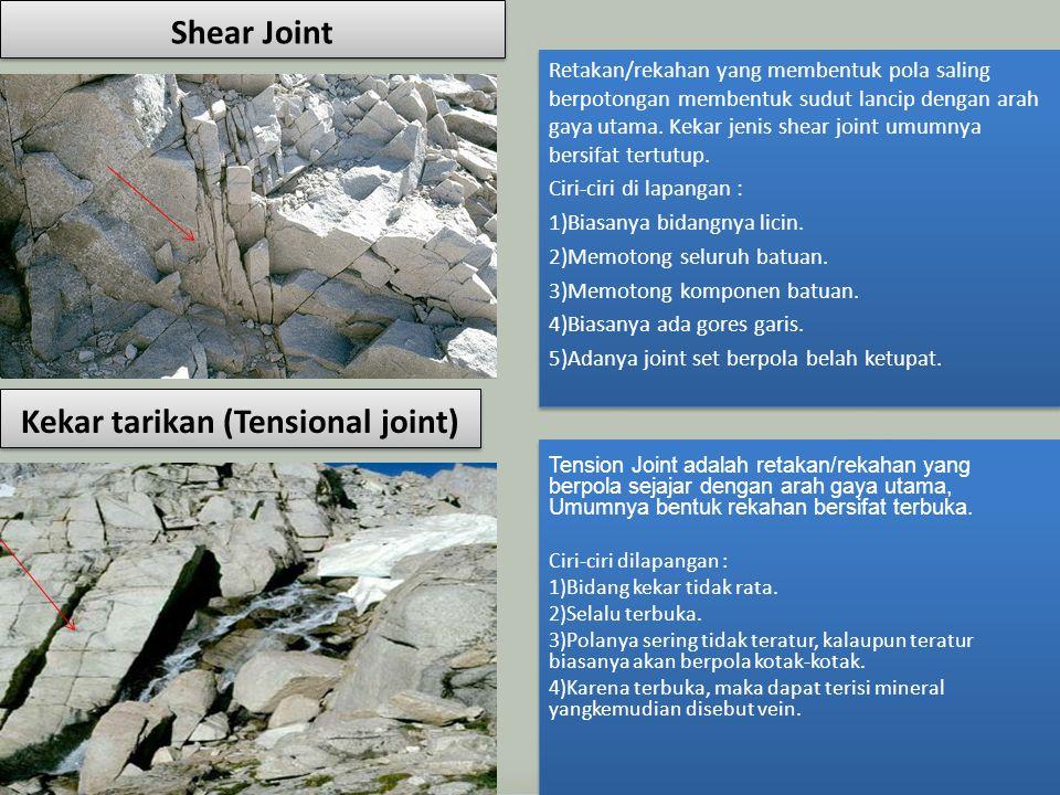 Kekar tarikan (Tensional joint)