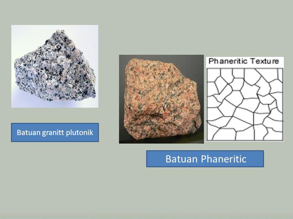 Batuan granitt plutonik
