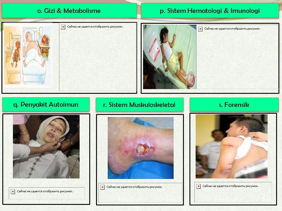 p. Sistem Hematologi & Imunologi