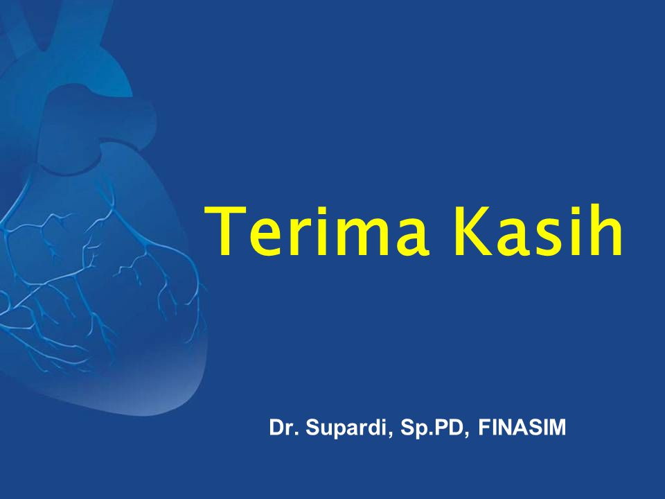 Dr. Supardi, Sp.PD, FINASIM
