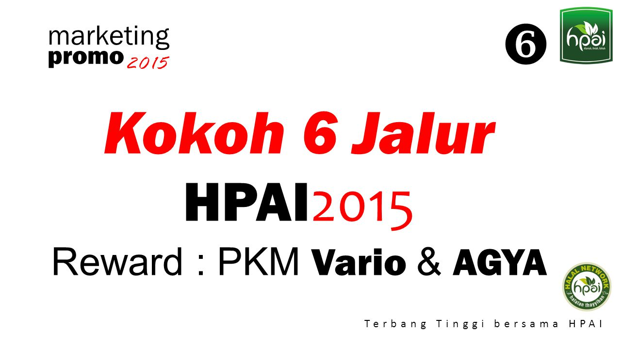 Reward : PKM Vario & AGYA