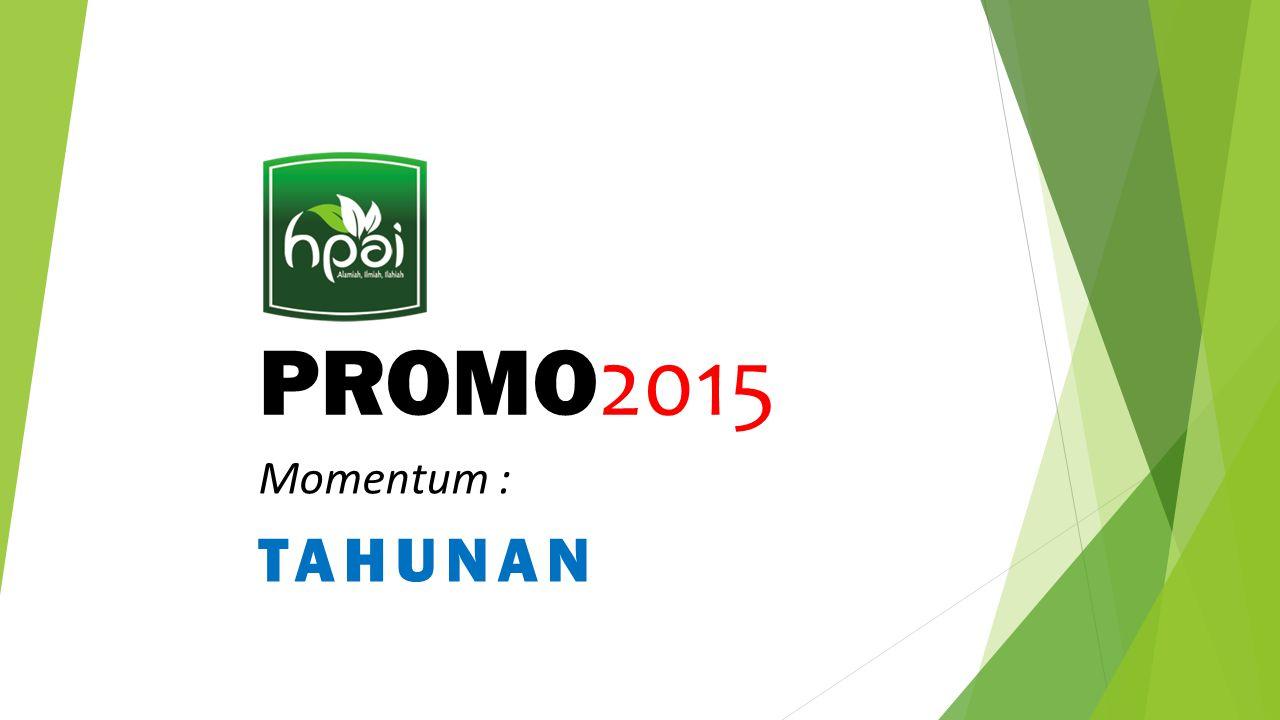 PROMO2015 Momentum : TAHUNAN