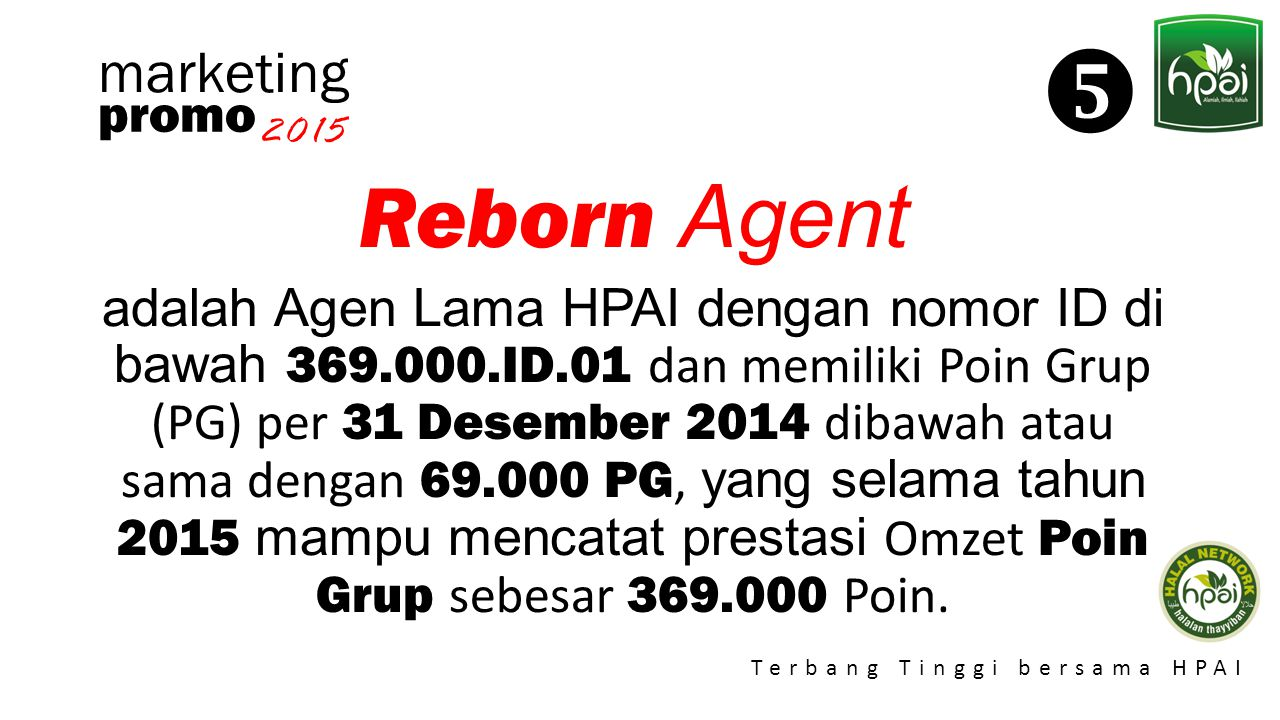  Reborn Agent marketing promo