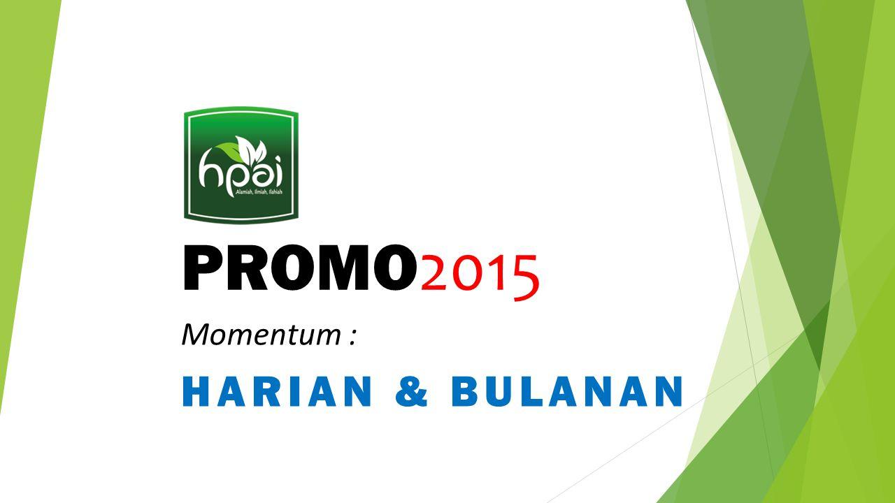 Momentum : HARIAN & BULANAN