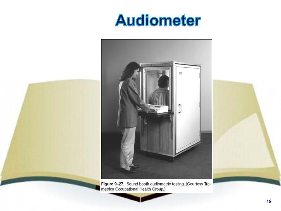 Audiometer 19